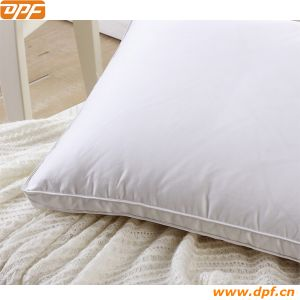 White Down and Feather Pillow for Hotel (DPF9083) pictures & photos
