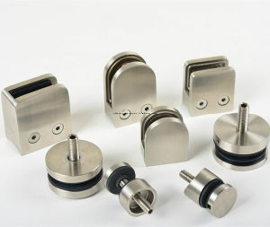 Balustrades Handrail Glass Fitting Fencing Hardware pictures & photos