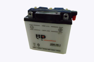Dry Motorcycle Battery 6V6ah (6N6-3B)