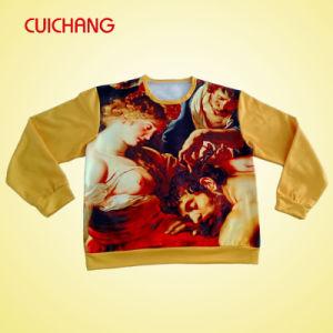 Custom Sweatshirt, Digital Sublimation Sweatshirt, Unisex 100%Cotton Hoodies pictures & photos