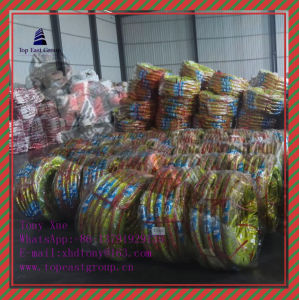ISO Nylon 6pr Long Life Motorcycle Inner Tube, Motorcycle Tyre 300-17, 300-16 pictures & photos