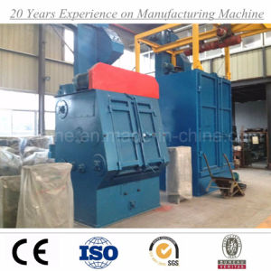 Rubber Tracked Shot Blasting Machine for Cast Iron pictures & photos