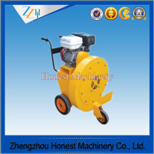 Mini Ground Clean Machine Hand Push Type Pavement Blower pictures & photos