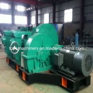 Waste Tire Two Rollers Rubber Cracker Mill pictures & photos