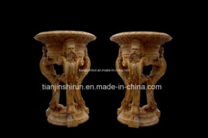 Marble Urn Stand (VS365) pictures & photos