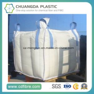 Baffle Inside Bulk Bag with Fill Spout for Packing Foods pictures & photos