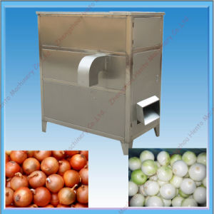 Stainless Steel Automatic Onion Peeler pictures & photos