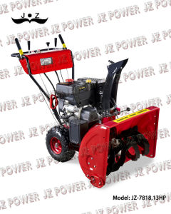 Snow Blower/Snow Thrower,13HP,with Tyre (JZ-7818)