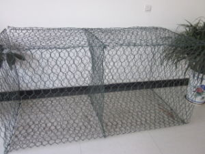 Galvanized Gabion Box for River pictures & photos