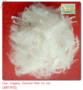 Hcn Polyester Staple Fiber and Low Melt Polyester Staple Fiber pictures & photos