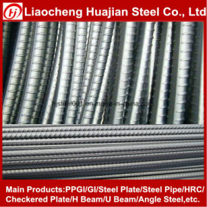 Steel Rebar Deformed Steel Bar Iron Rods for Concrete pictures & photos