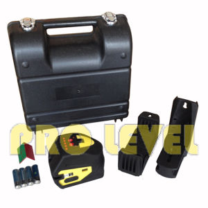 Five-Point Cross Line Green Laser Level Total Station (SDG-232G) pictures & photos