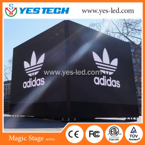 HD Full Color Rental Outdoor Stage Screen with Ce FCC ETL pictures & photos