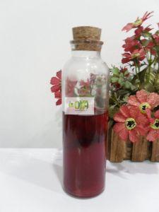 Glass Bottle, Juice Bottle with Cork, Heathy Tea