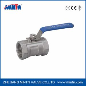 Manual One-PCS Ball Valve Thread Connection
