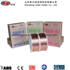 CO2 MIG Solid Welding Wire Er70s-6/Sg2 pictures & photos