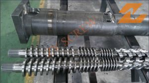 Conical Screw and Barrel pictures & photos