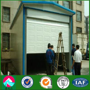 China Steel Structure Prefab Garage Carport Building for Sale pictures & photos