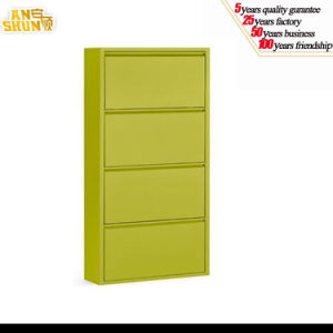 Factory Price Steel Shoe Storage Cabinet pictures & photos