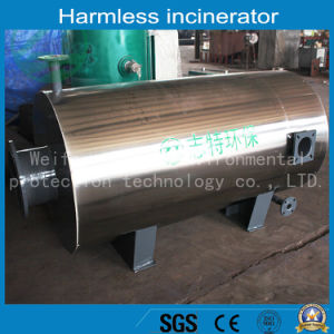 25 Kg Heap Smokeless Animal Carcasses Waste Small Incinerators pictures & photos