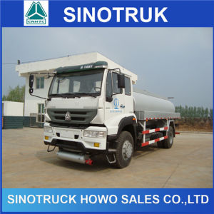 HOWO 6 Wheels Oil Tanker for Oil Transportation pictures & photos