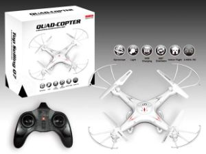 2.4G 4-Axis RC Quadcopter with 6-Axis & Light USB Line RC Drone pictures & photos