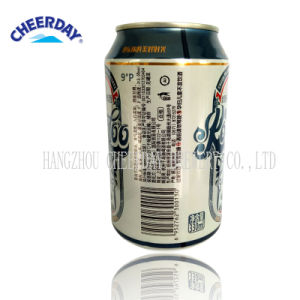 OEM Abv3.6% 9 Plato Kooloo Brand Canned Beer pictures & photos