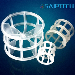 PP PE PVC Plastic Hi Flow Rings Random Packing pictures & photos