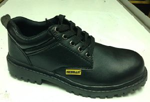 Top Grain Leather Safety Shoe Dh56 pictures & photos