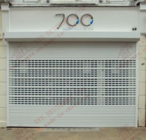 Exterior Manual & Motoried Aluminum Roller Shutter (BH-SD15) pictures & photos