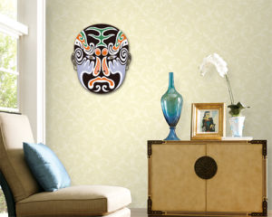 Peking Opera Mask Sticker (TP-073-9)