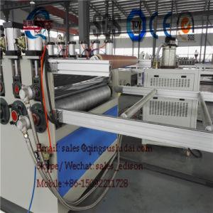 PVC (WPC) Construction Template Produciton Line pictures & photos