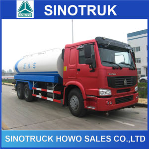 China Sinotruk HOWO Water Truck pictures & photos