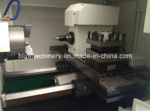 Ce Standard CNC Metal Lathe for Big Disc Machining (BL-C650) pictures & photos
