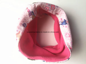 Factory OEM Produce Custom Logo Printed Kid′s Polar Fleece Multifunctional Seamless Magic Neck Warmer pictures & photos