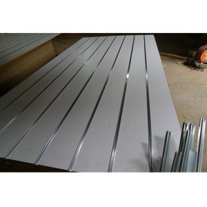 15mm Slatwall MDF 18mm Slot MDF Board pictures & photos