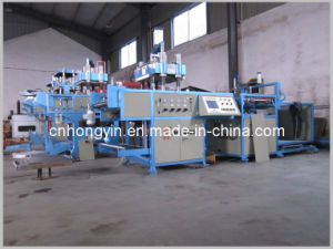 New Semi-Automatic Plastic Thermoforming Machine (HY-510580B) pictures & photos