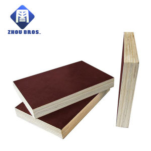 15mm Brown Film Faced Plywood for Construction Plywood