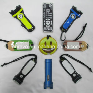 PVC Magnetic LED Flat Flashlight (RS7000) pictures & photos