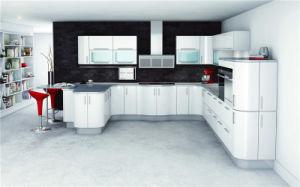 Kitchen Furniture Kitchen Cabinet Modern Kitchen Cabinet (Mk-711) pictures & photos