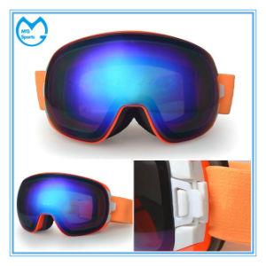 Wholesale UV Protection Revo Coating Sports Glasses Ski Goggles pictures & photos