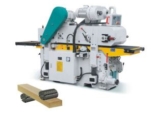 Woodworking Double Side Planer Moulder pictures & photos