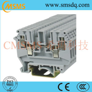 Double Level Terminal Blocks (SKJ-4/2-2 / SKJ-4-2X2) pictures & photos