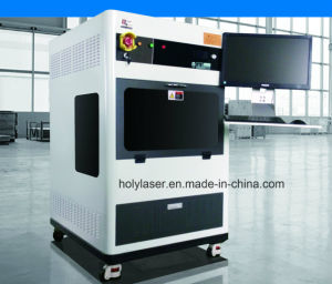 High-Frquency 3D Laser Engraving Machine (all-in-one style) pictures & photos