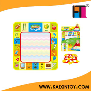 Russian Magic Water Doodle Mat & 1 Pen Writing Board Educational Toys pictures & photos