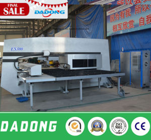 5 Axis CNC Servo Drive Turret Punching Press Machine ES300 Price pictures & photos