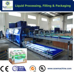 Wrapping Shrink Machine for Food, Beverage and Chemical Products pictures & photos