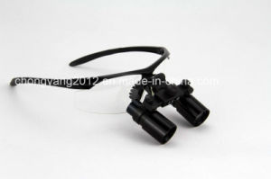 Cycm4X Black Silver Dental Loupes pictures & photos