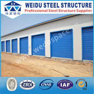 Steel Frame for Small House (WD093003)