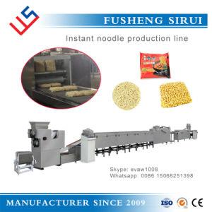 Fried Fast Noodle Equipment Production Line pictures & photos